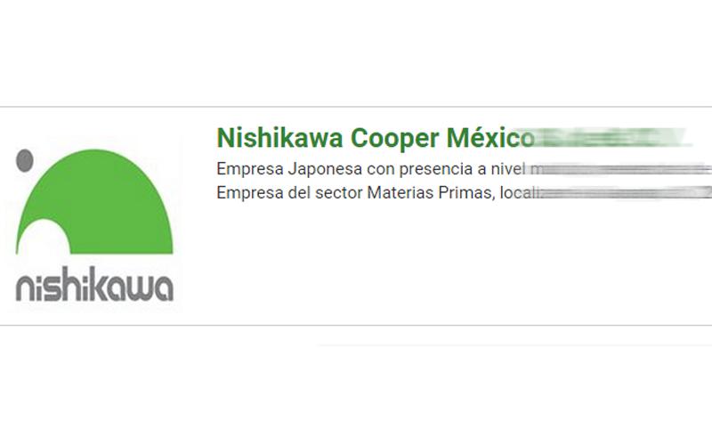 Nishikawa Cooper México