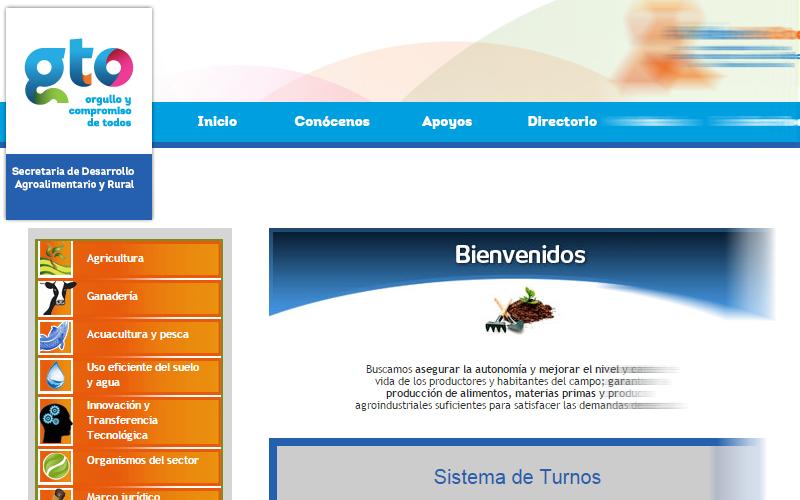 Secretaría de Desarrollo Agropecuario